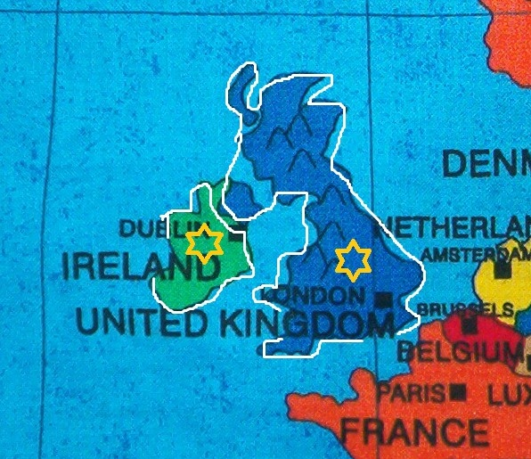 United Kingdom - England and Ireland